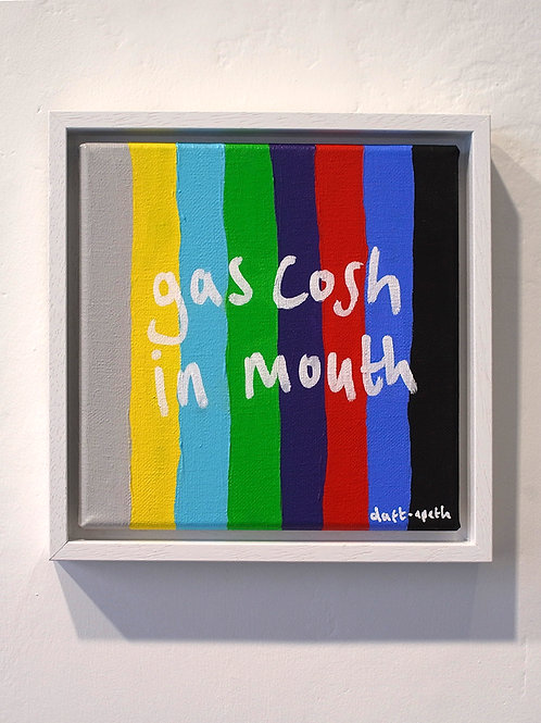 gas cosh