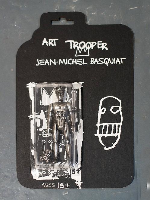 Art Trooper - Basquait