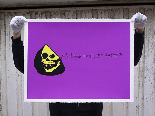 gud-eh and bad-eh prints - skeletorn