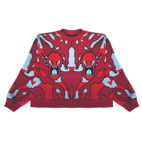 Y-Demon Sweater