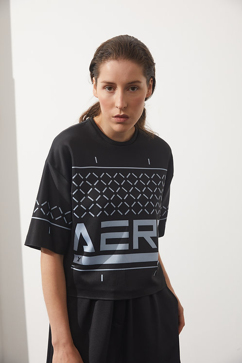 Aerodynamic T-shirt