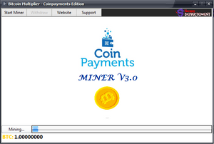 Free Bitcoin Multiplier (Coinpayments Edition) 4 5 released