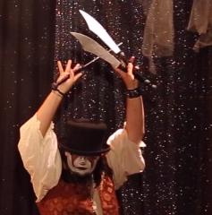 Jero the Jester Teases Hybrid Murder-Mystery/Circus Show. Talks about AZ Renaissance Festival and GL