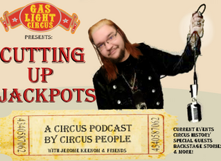 The GasLight Circus Unveil New Podcast Show!