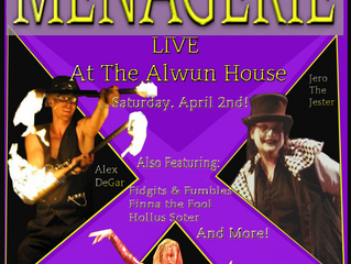 GasLight Circus Announces Alwun House Return in April