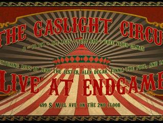 New Poster Art for GLC: Endgame, Final Show Dates Announced.