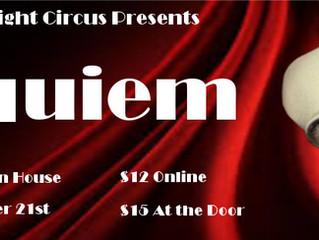 The GasLight Circus Announces October Performance!
