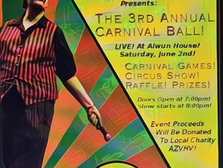 3rd Annual Carnival Ball Revealed!