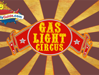 The GasLight Circus Announces Partnership With USFamily Guide.