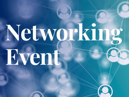 May Happy Hour & Networking Event