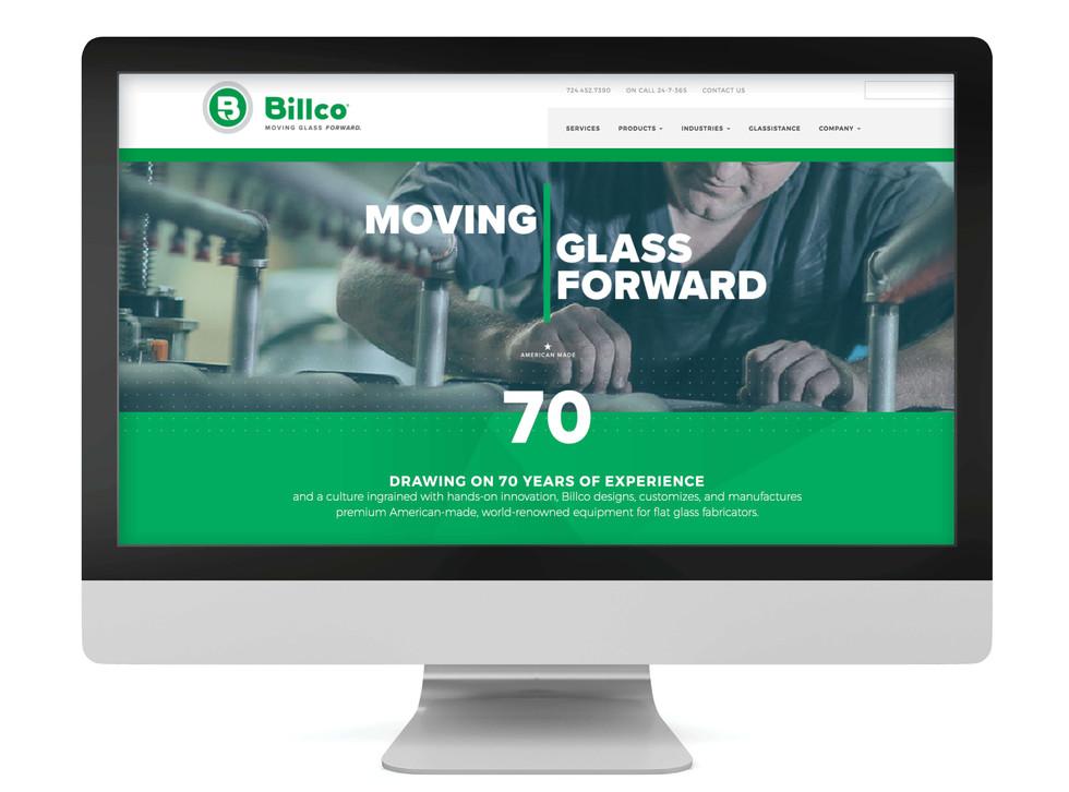 Billco Website Design