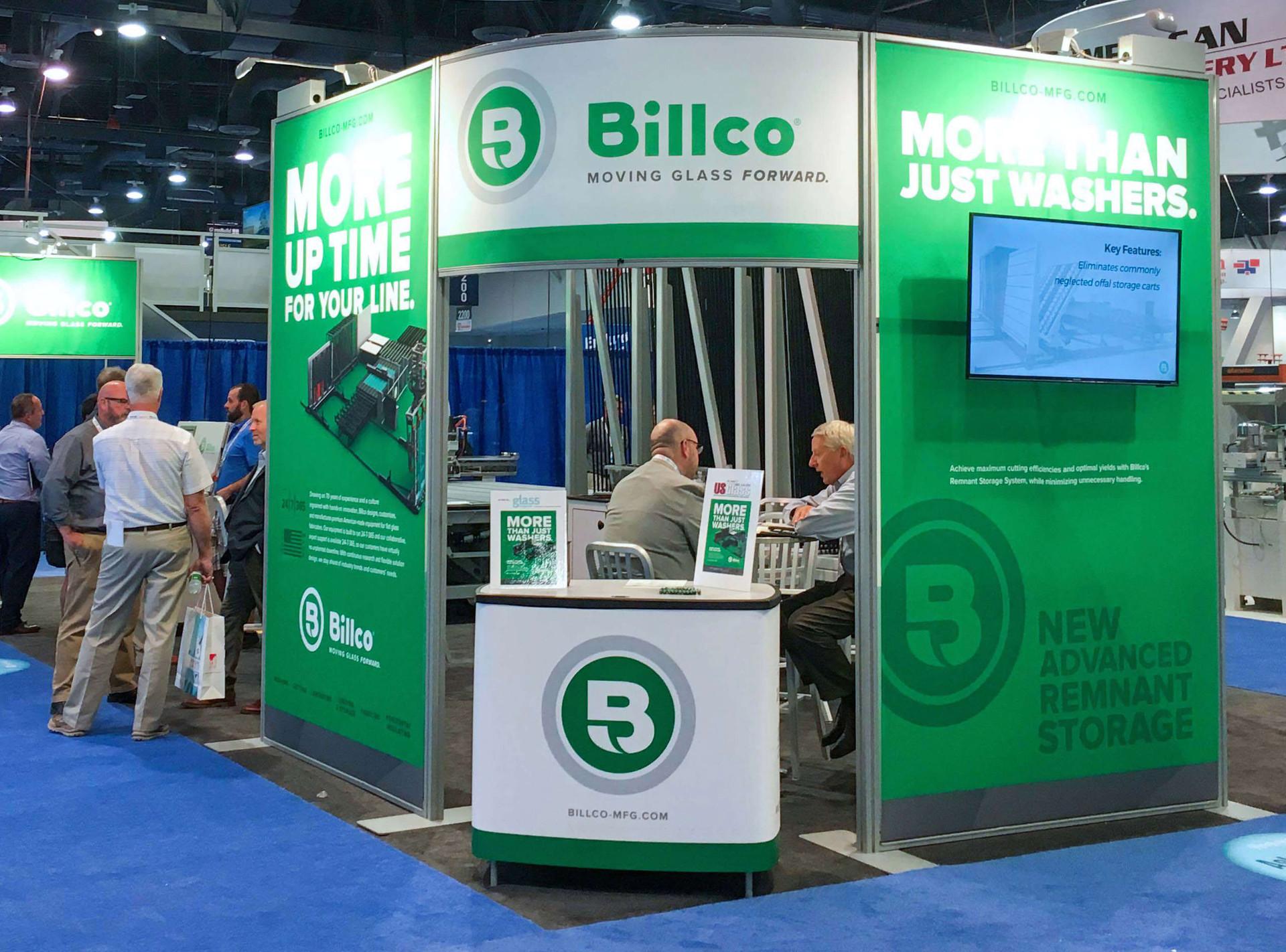 Billco Trade Show Booth Design