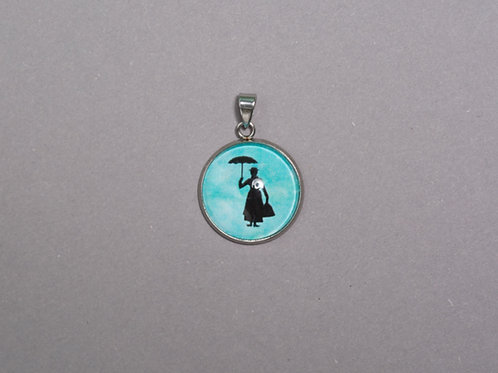 Necklace nanny, turquoise