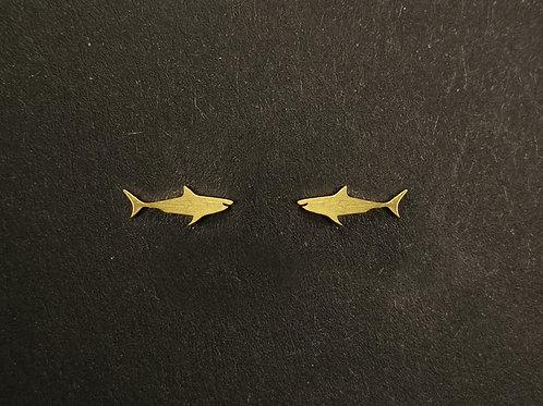 Pendientes Tiburón
