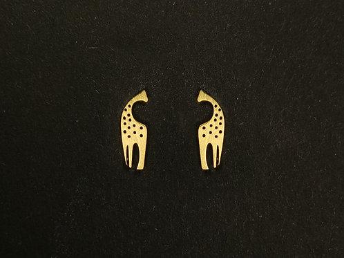 Ohrstecker Giraffe
