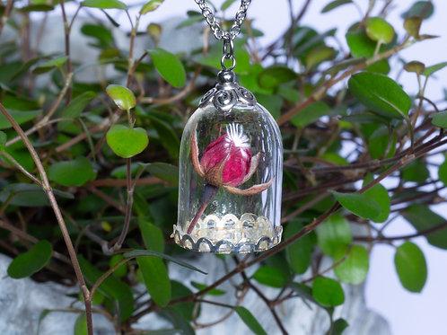 Unique flower necklace No. 20