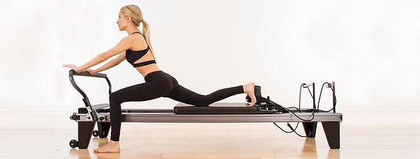 Pilates reformer Rehabilitation