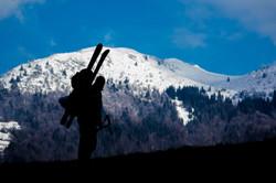 Ski Injuries & Pain