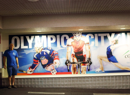 Olympic Training Center, Sports Medicine Experience, Colorado Springs