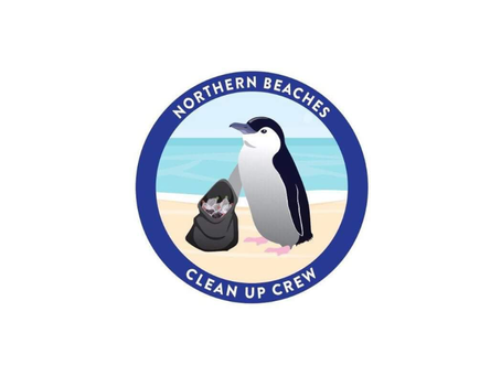 We are supporting Northern Beaches Clean Up Crew