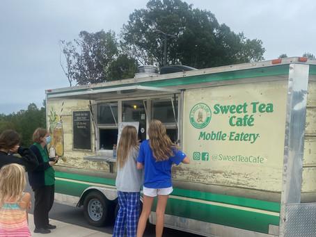 Thanks Sweet Tea Café...