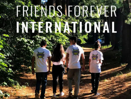 Friends Forever International Discovery Youth Program
