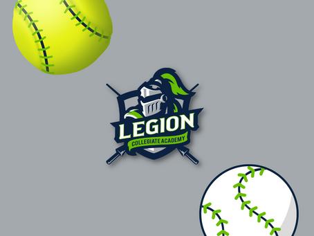 LCA Softball and Baseball Games