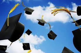 Graduation - June 6 at 2 pm, Oakdale Baptist Church.