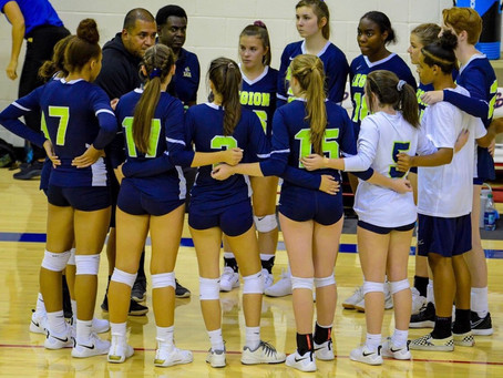 Fall Volleyball Zoom Meeting Thursday, June 11th