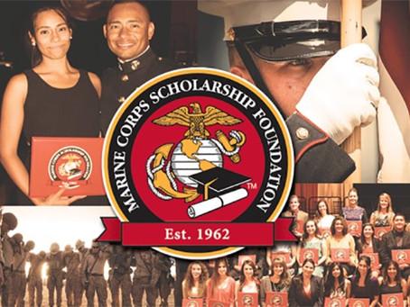 Marine Corps Scholarship Foundation Application