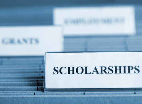 Two Scholarship Opportunities