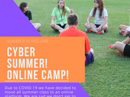 Clemson's Summer Scholars is Online