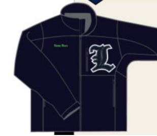 Legion Collegiate Academy Softshell Jacket Order Form