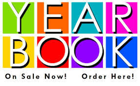 Order your Yearbook soon!
