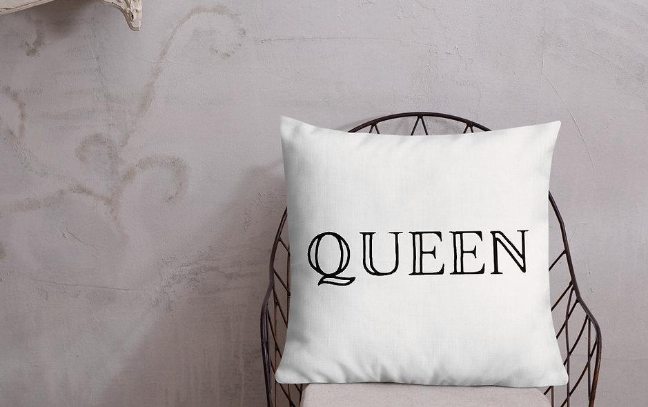 Queen Premium Pillow