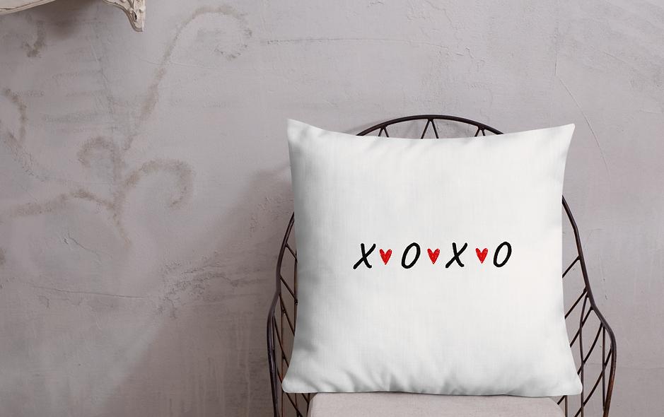 XOXO Premium Pillow