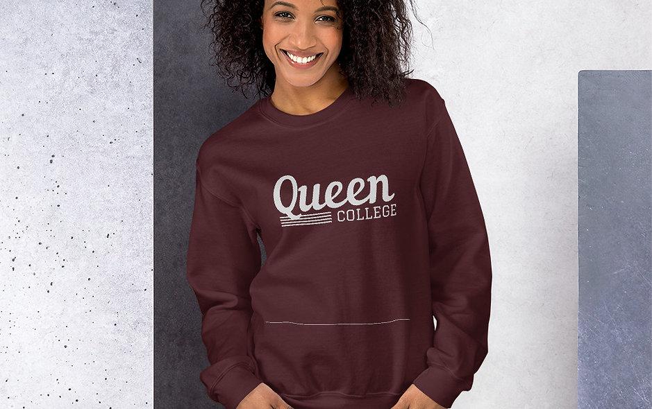 Queen College Unisex Sweatshirt