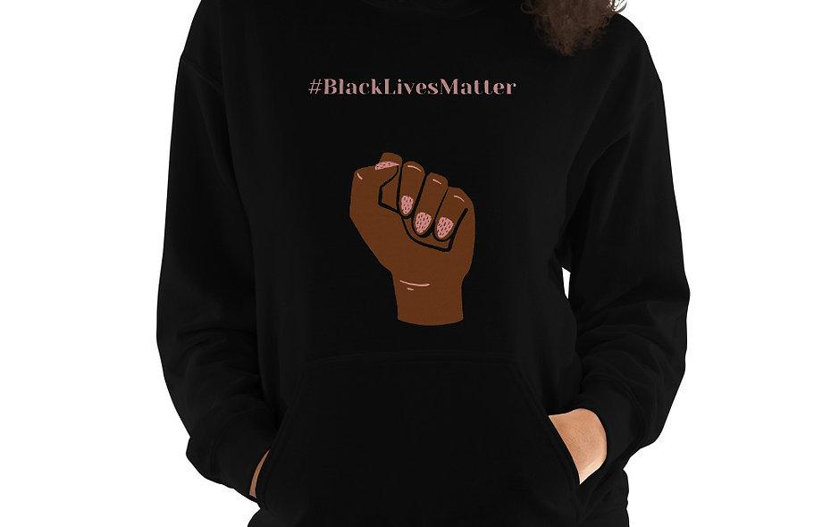 #BlackLivesMatter Unisex Hoodie