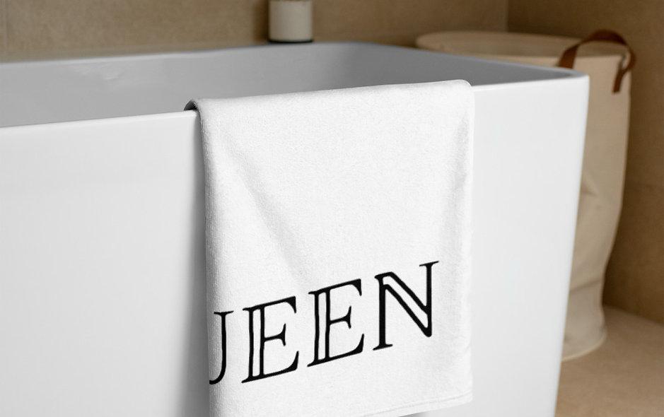 Queen Towel