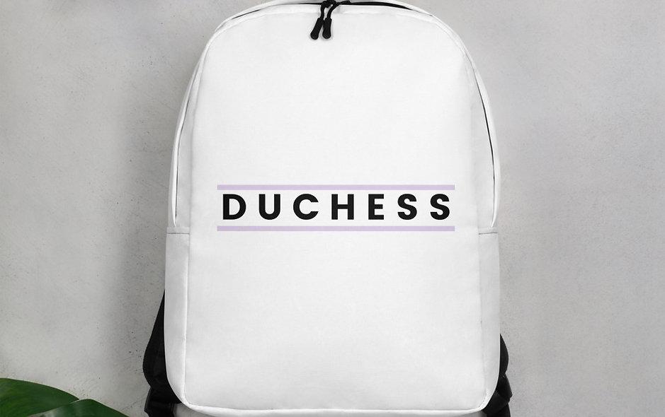Duchess Minimalist Backpack