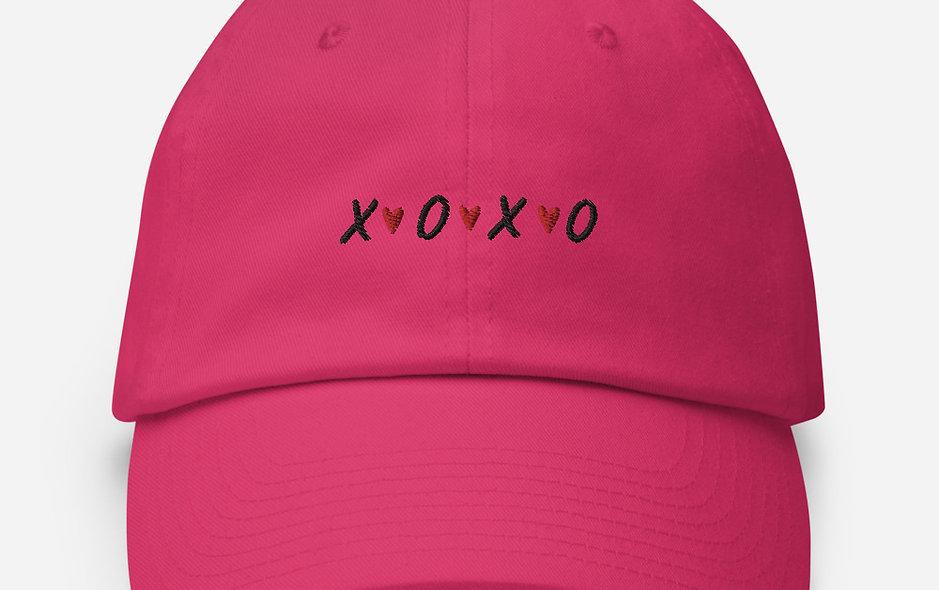 XOXO Cotton Cap