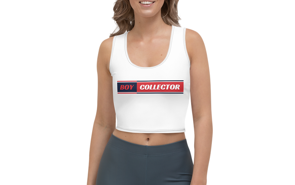 Boy Collector Crop Top