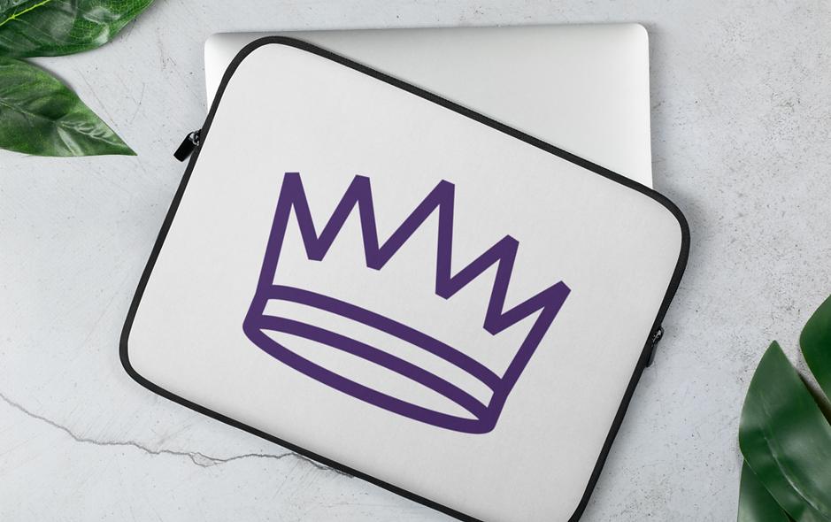 Crown Laptop Sleeve