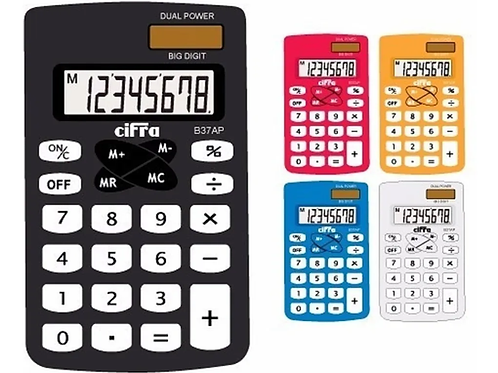 Calculadora cifra B 37 AP