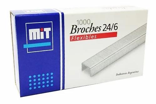 Broches Mit 24/6 1000 broches x 1 u.