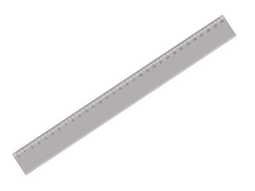 Regla Pizzini 30 cm Escuelita