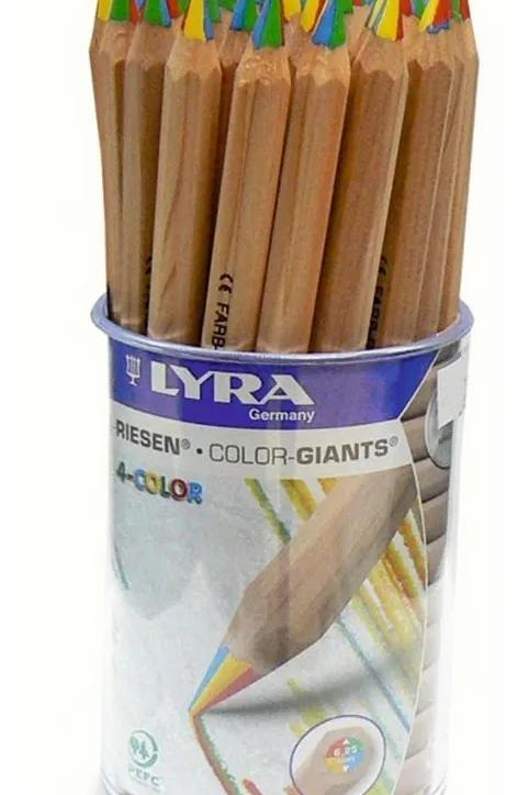 Lapiz Lyra Fila  4 colores en 1 u.