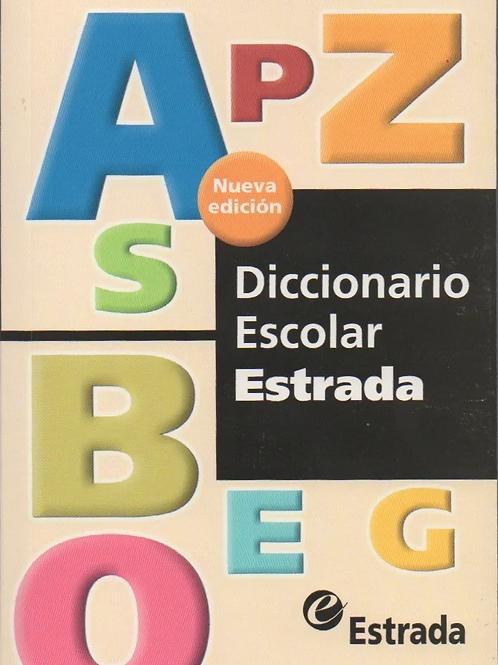 Diccionario ingles/español - esp / Ingles Estrada