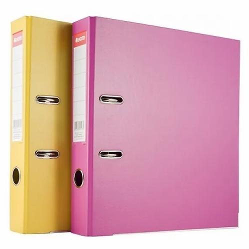 Bibliorato PVC legal / Oficio lomo bajo x 1 u.