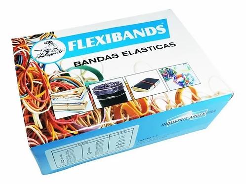 Bandas elasticas  500 gr. Flexiband 1 caja
